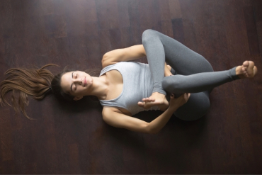 5 Yoga Poses for Hip Pain Relief
