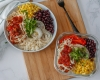 How to Make Easy Chicken Burrito Bowls