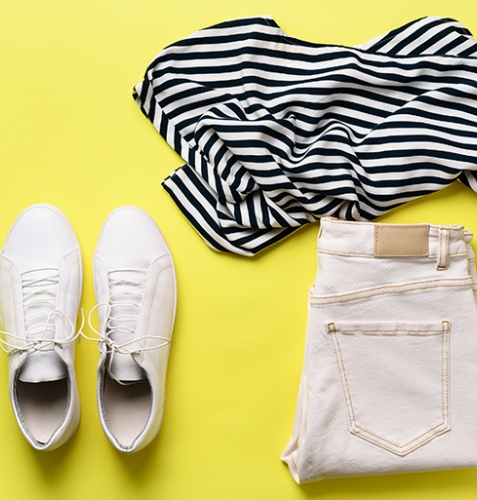 A Capsule Wardrobe: The Basics of Never Going Out of Style