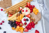 Feed Your Body Friday: The Perfect Summer Cheeseboard