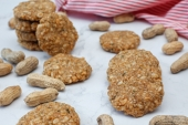 Feed Your Body Friday:  No-Bake Peanut Butter Cookies