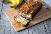 Feed Your Body Friday: Coconut Milk Banana Bread