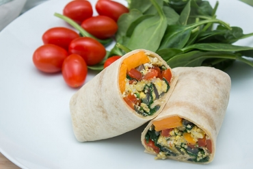Feed Your Body Friday: Loaded Breakfast Burritos