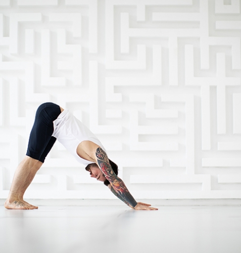 The Bro Flow: Why Yoga is Great for Men