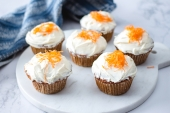 Feed Your Body Friday: Carrot Cupcakes