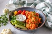 The Best Buffalo Cauliflower Wings Recipe