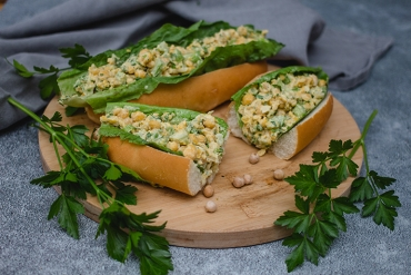 Feed Your Body Friday: Chickpea Salad Sandwich