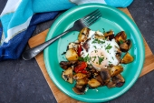 Feed Your Body Friday: Roasted Potato Breakfast Skillet