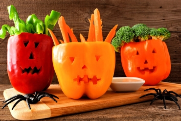 Healthy Alternatives to Halloween Candy