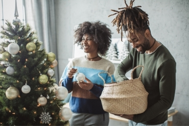 How to Be Present This Christmas