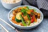 Feed Your Body Friday: Weeknight Tofu Stir-Fry