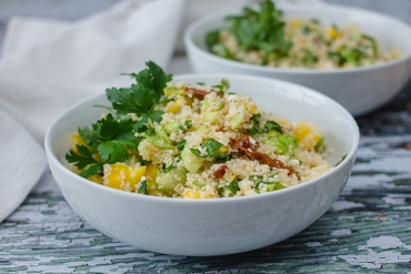Feed Your Body Friday: Sun-Dried Tomato and Feta Couscous