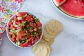 Feed Your Body Friday: Watermelon Salsa