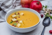 Feed Your Body Friday: Winter Squash Soup