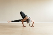 Yoga Flow For Strength: Turn Up Your Power