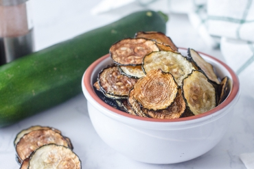 Feed Your Body Friday: Oven-Baked Zucchini Chips