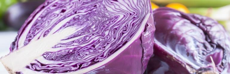 Purple Cabbage.