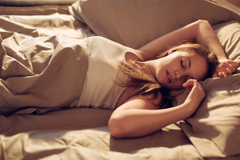 Why Sleep is Just as Important as Healthy Eating & Exercise