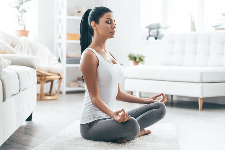 Why You Need to Create A Space to Meditate in Your Home