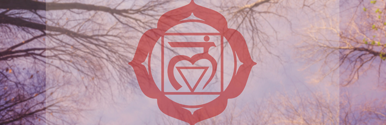 the symbol for the root chakra.