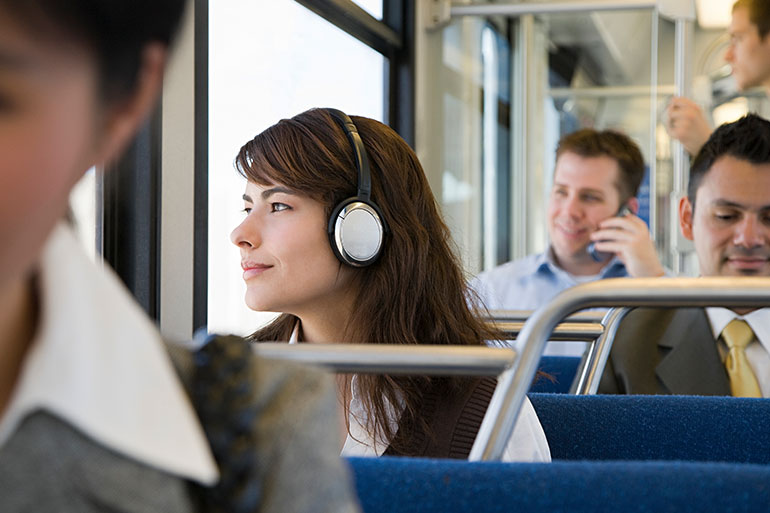 How to Use Your Work Commute to Mentally Recharge