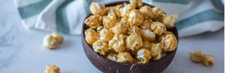 Maple popcorn.
